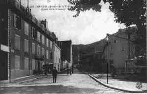 La Rue Malaval Caf